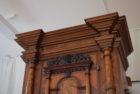 Renaissance der Renaissance, Restaurierung und Rekonstruktion eines Fassadenschrankes aus der. 2. Hälfte des 17. Jhd.